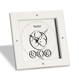 Modern square shape table clock Atlantico